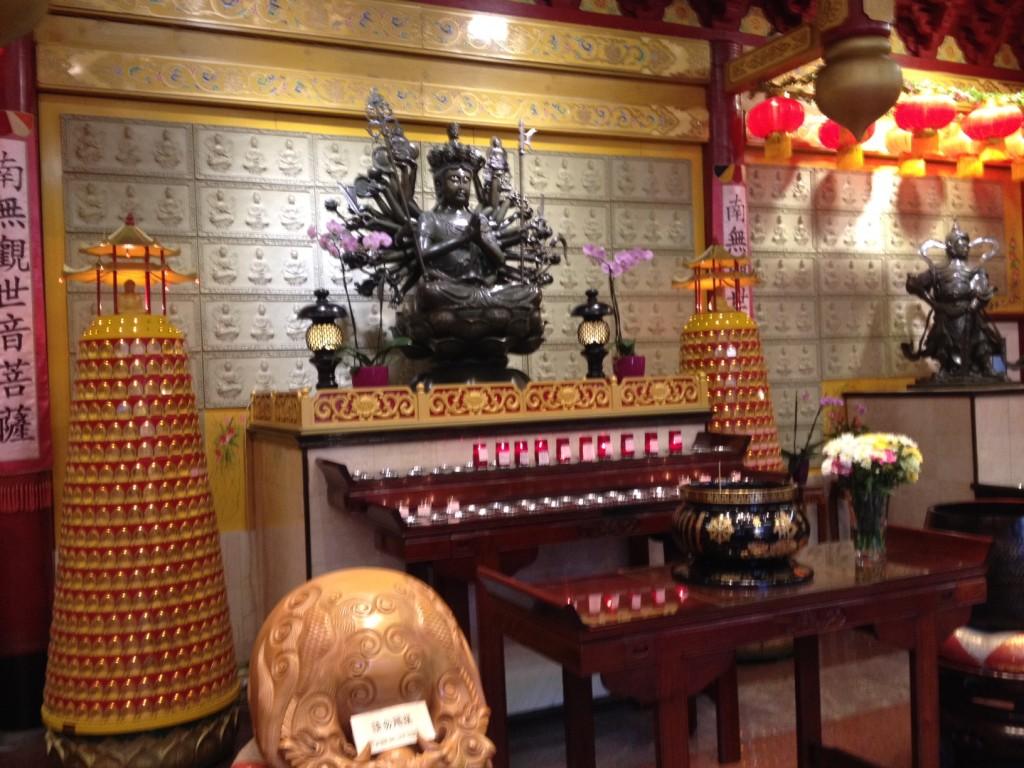 Kínai buddhista templom Amszterdamban
