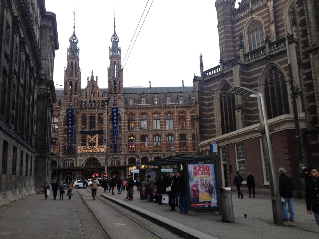 Amsterdam utca