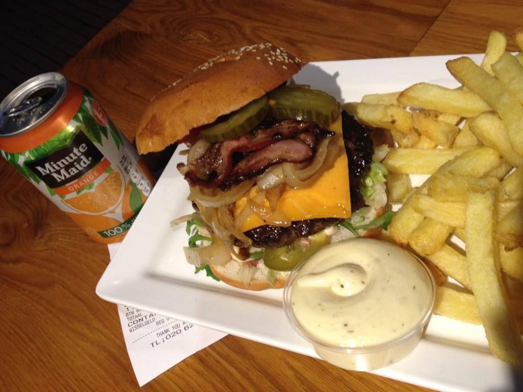 Amszterdami hamburger