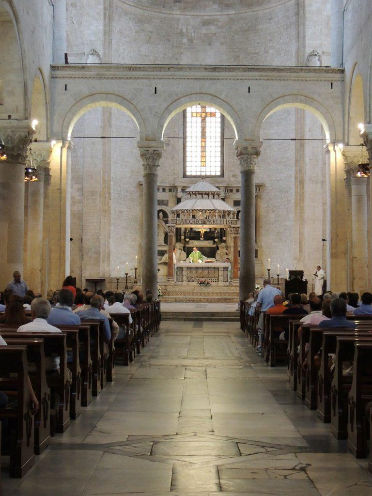 Puglia látnivalói - Bari látnivalói: Szent Miklós templom