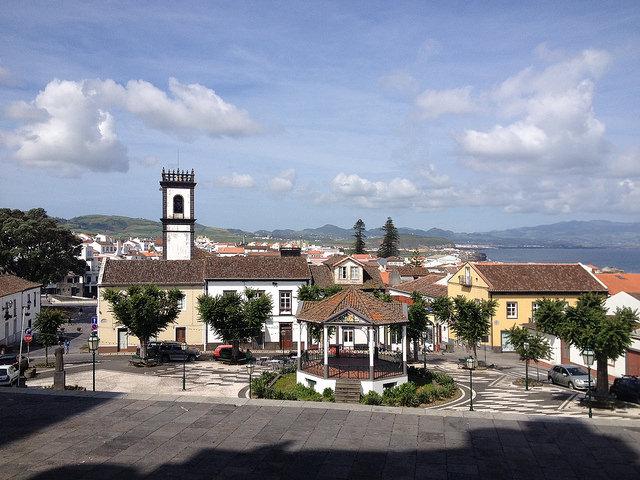 Ribeira Grande városkája