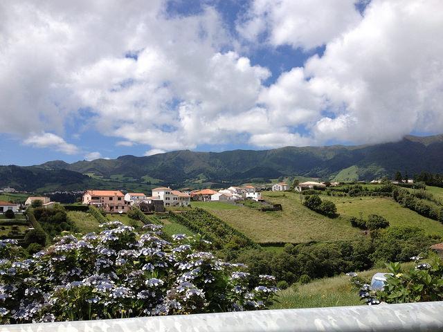 Valahol Sao Miguelen