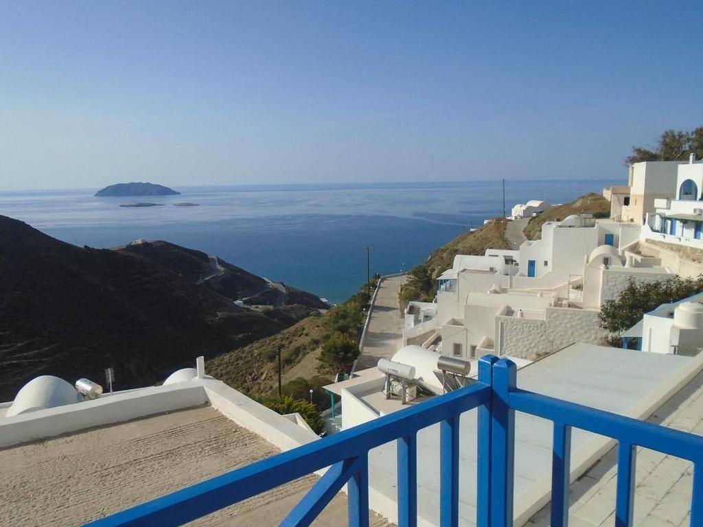 Kilátás a Hotel Panorama teraszáról