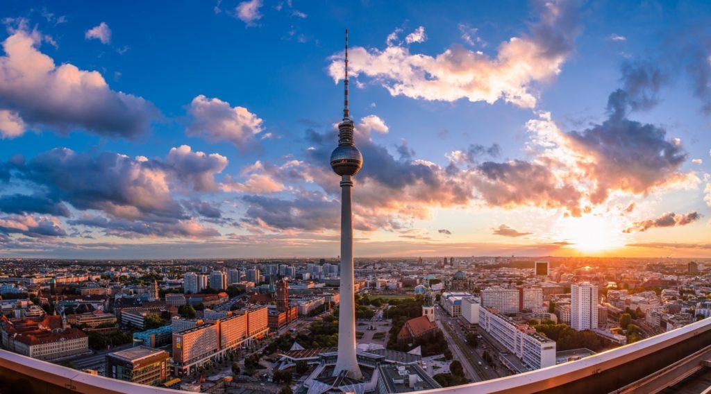 Berlin városnézés hajóval