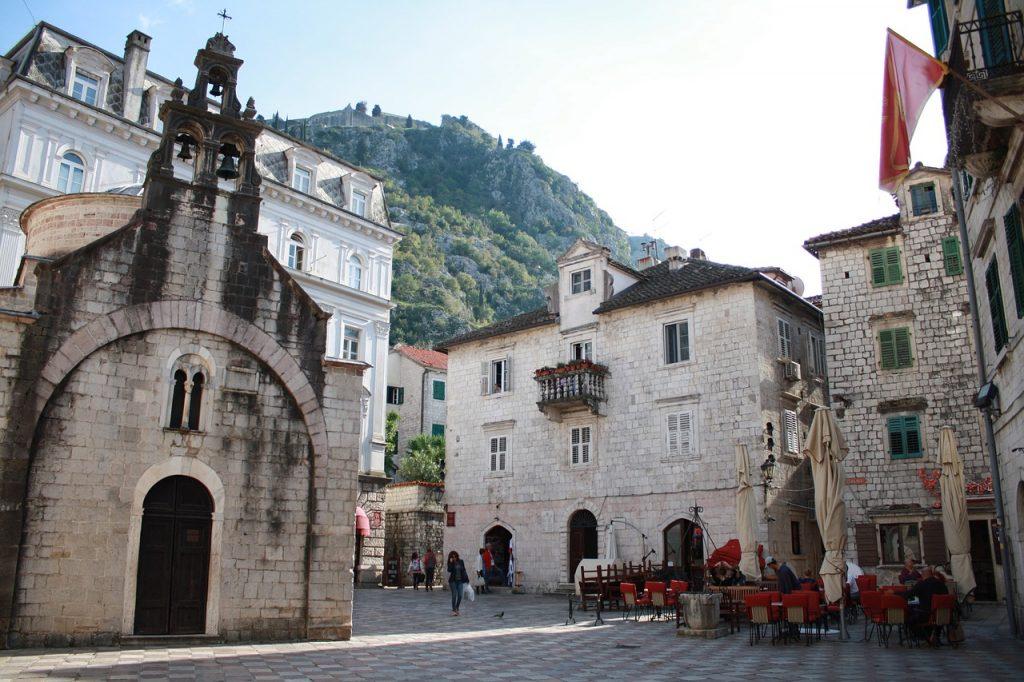 Montenegró látnivalói, Kotor