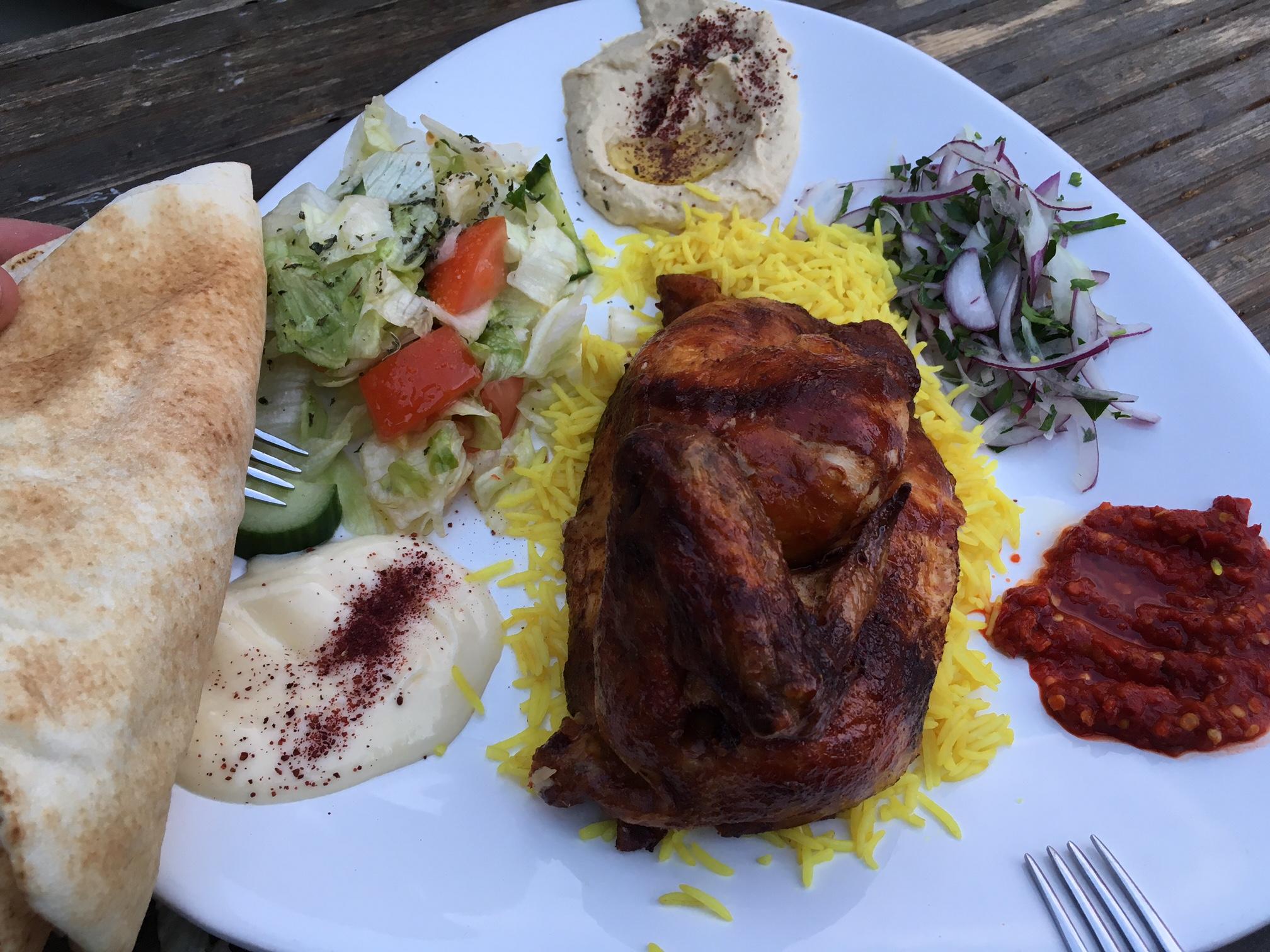 Isteni arab grillcsirke