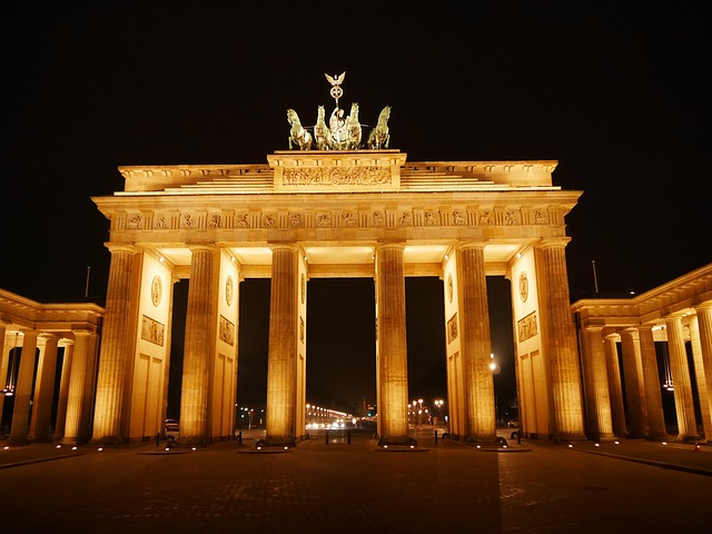Berlin látnivalói - Brandenburgi kapu