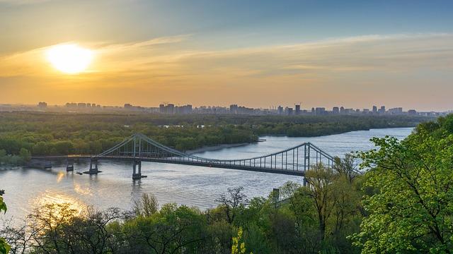 kijev látnivalói - Dnyeper