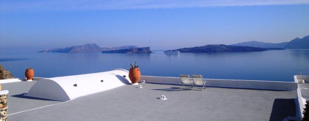Santorini szállás