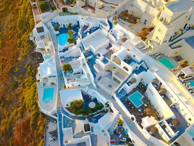 Santorini szállodák