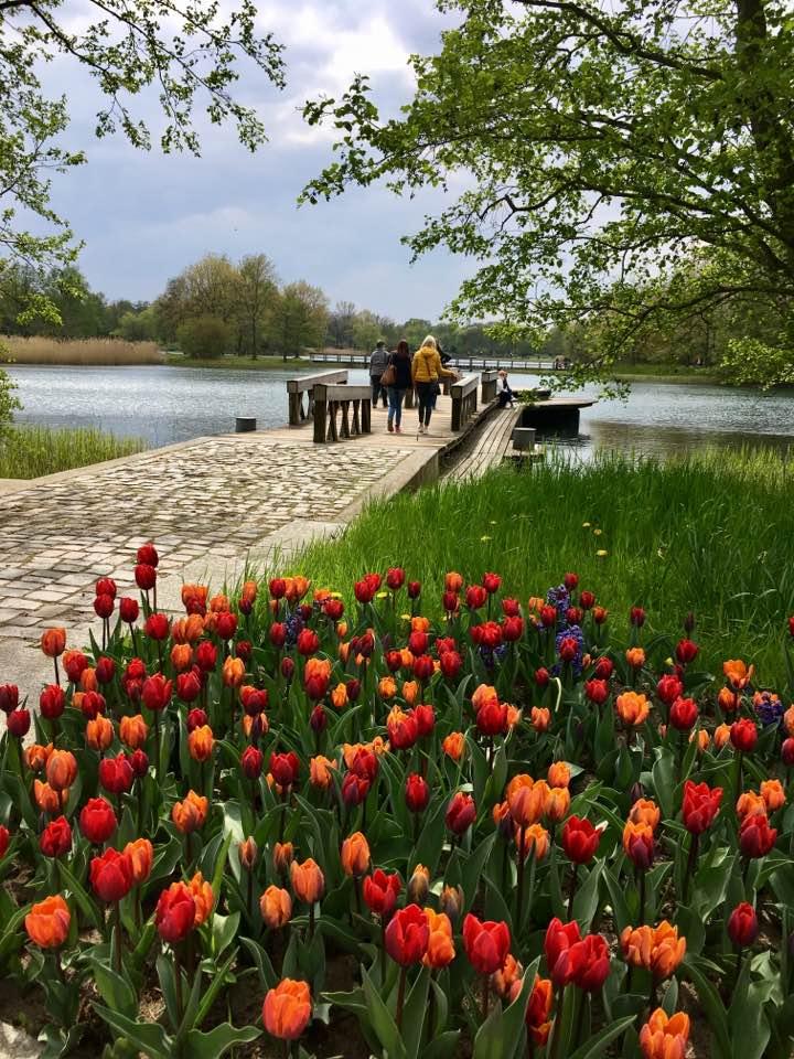 Berlini parkok: Britzer Garten