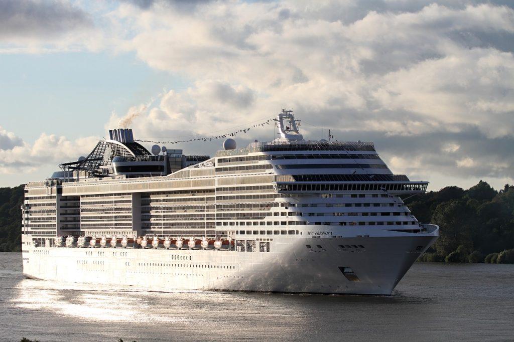 Az MSC Preziosa hajó - mlyen az élet a hajón?
