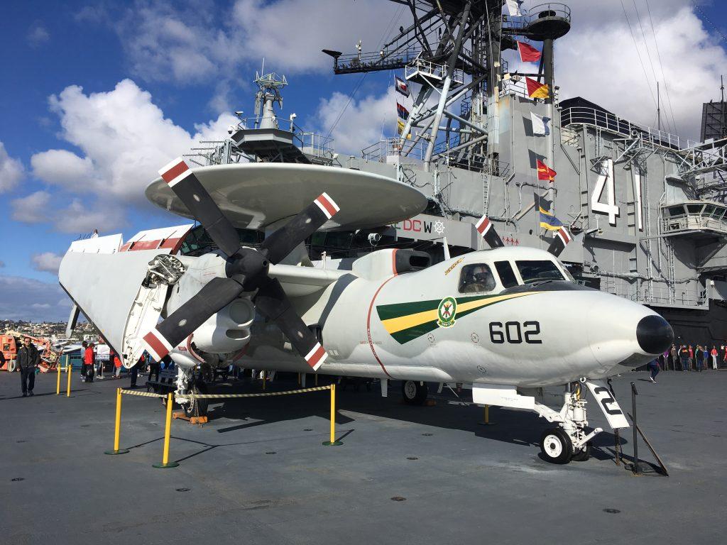 San Diego - US Midway