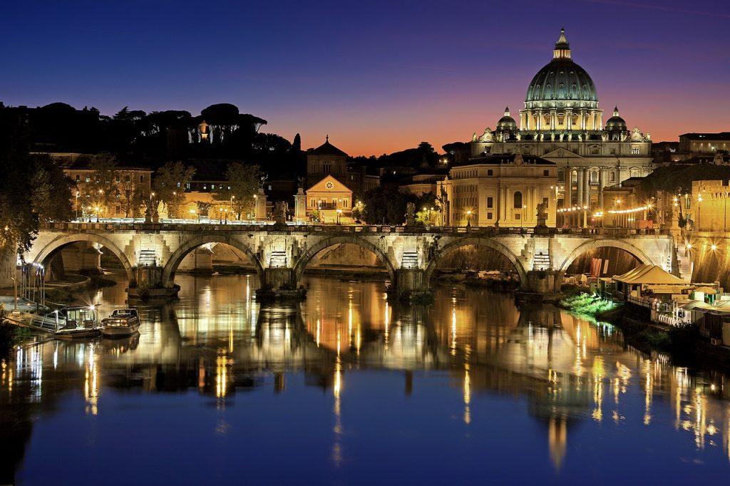 Róma látnivalói röviden