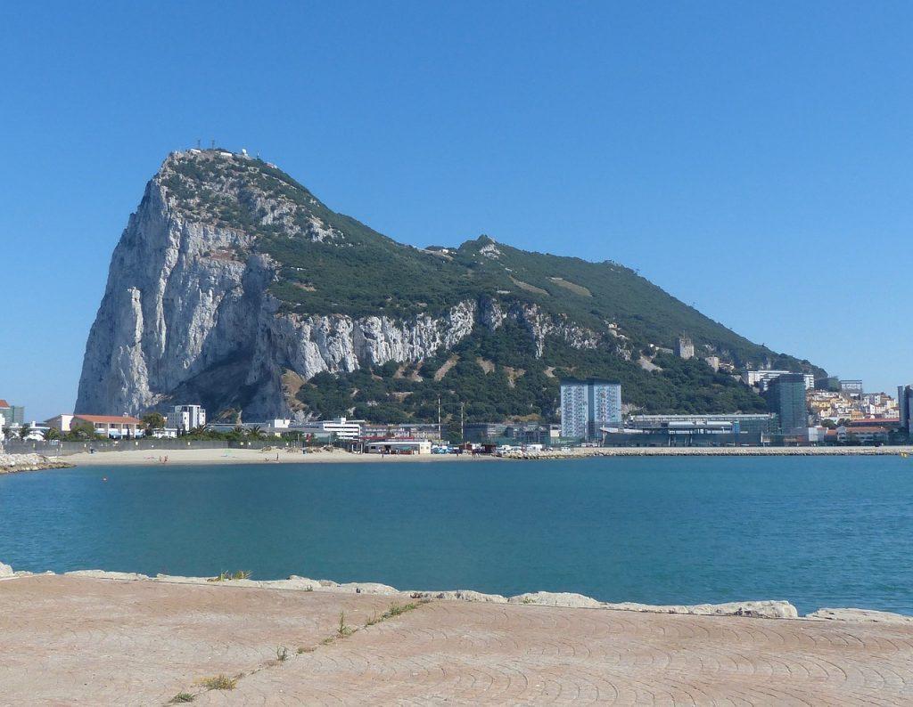 Andalúzia látnivalói: Gibraltár, a Szikla, amire fel is megyünk!