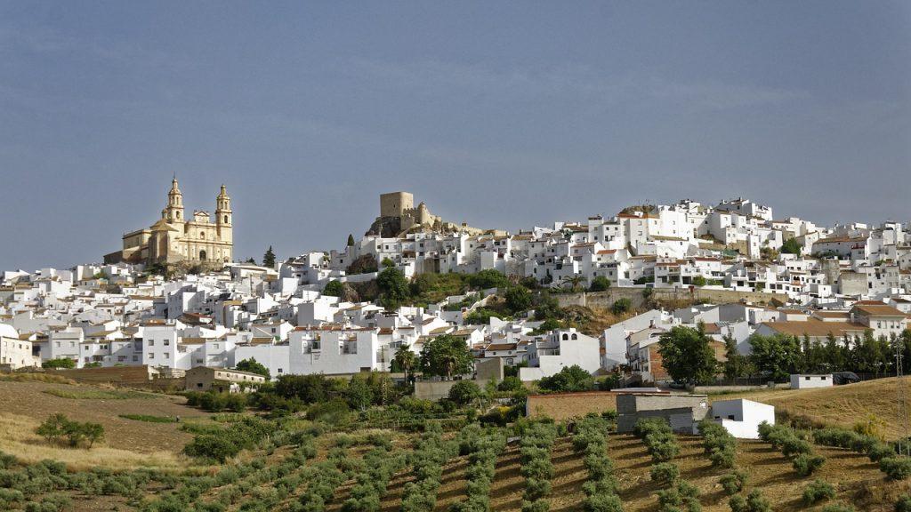 Andalúzia látnivalói - Olvera egy csodálatos látnivaló Andalúziában