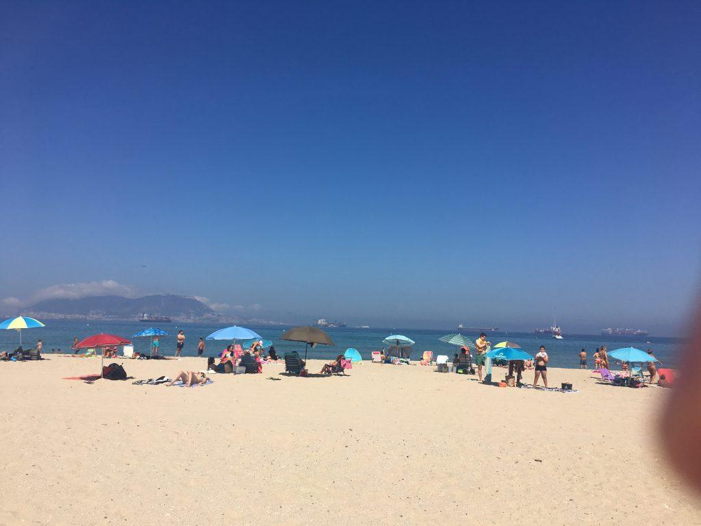 Andalúzia élménybeszámoló - Gibraltári szoros tengerpartja
