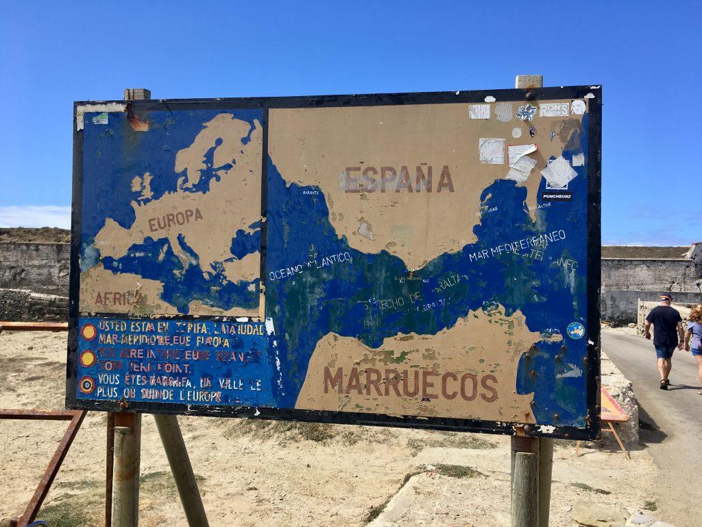 Andalúzia élménybeszámoló- Tarifa, Isla Paloma