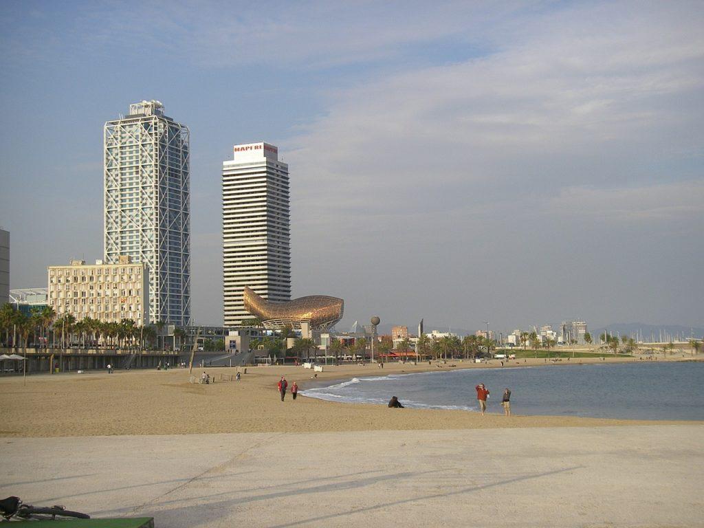 barcelonai tengerpartok