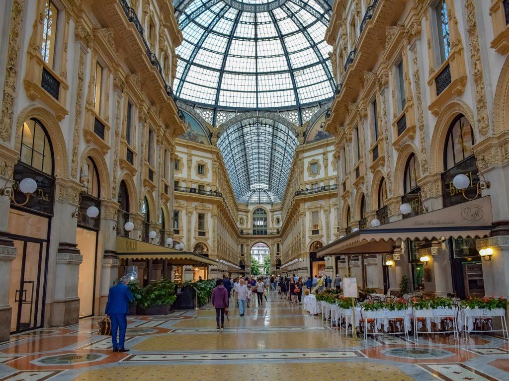 Milánó látnivalói
