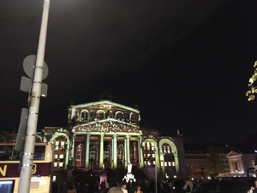 fényfesztivál Berlinben