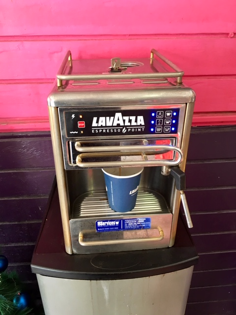 Önkiszolgáló kávéfőző :) Guadeloupe élménybeszámoló