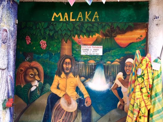 Menő falfirkák - Guadeloupe élménybeszámoló