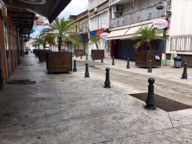 Éledezik a nép vasárnap délben :) Guadeloupe élménybeszámoló