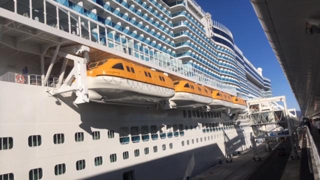 Costa Smeralda  hajó élménybeszámoló