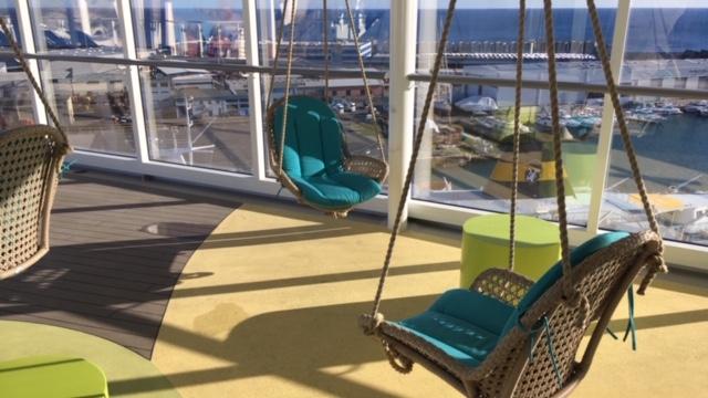 Costa Smeralda hajó nagyon ki van találva!