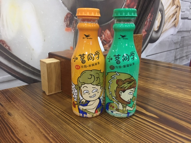a jegenye utcai kínaiban zsákmányolt italok