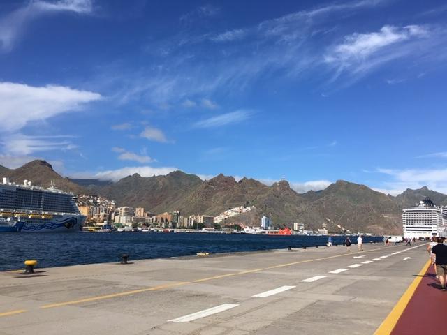 Tenerife nagyon szép!