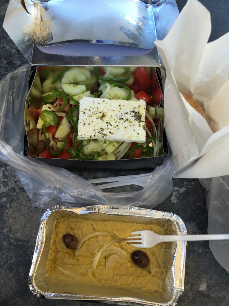 Ebéd a kikötőben: Kiűzetésem a Paradicsomból