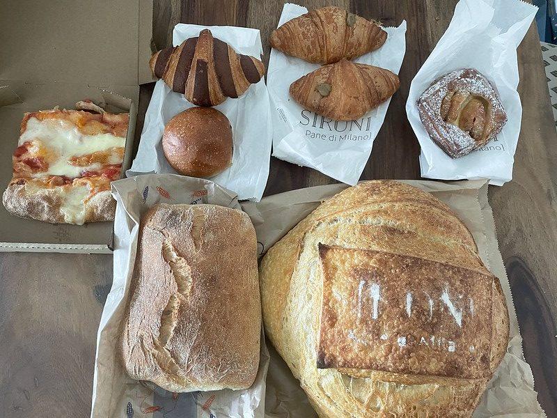 olasz pék Berlinben