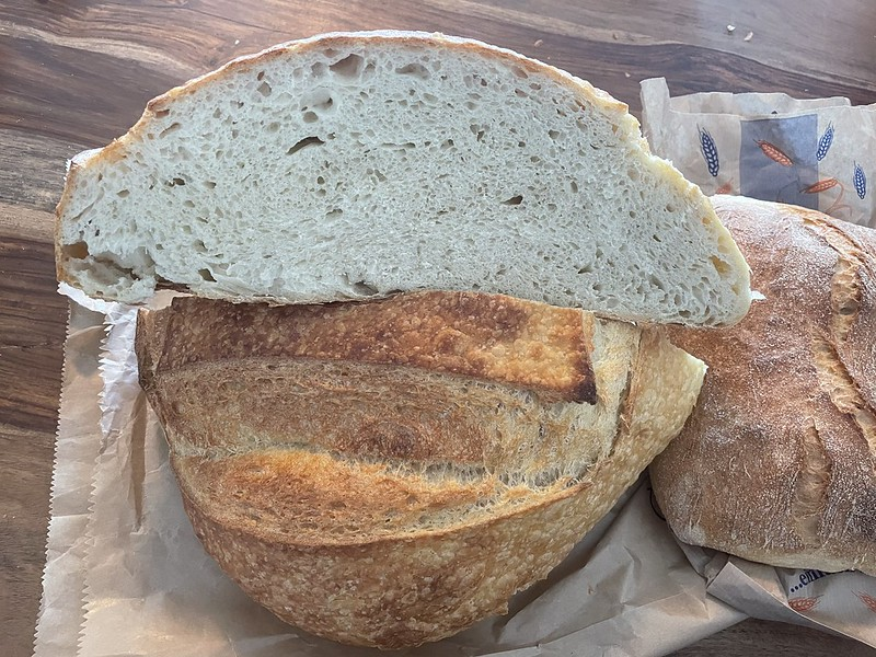 milánói pék Berlinben - kenyér