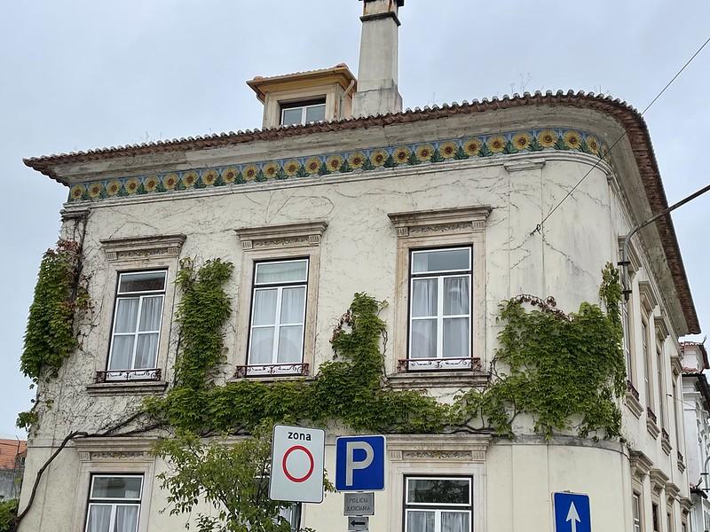 Irány Coimbra, cuki házak