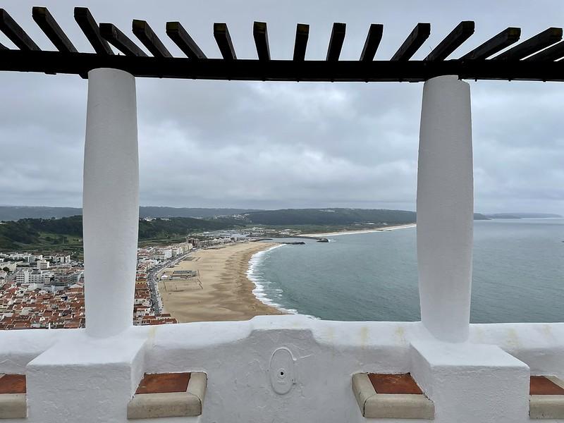 Irány Coimbra - Nazaré és az óceán