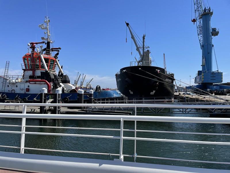 Costa Nova kaland: A kikötő
