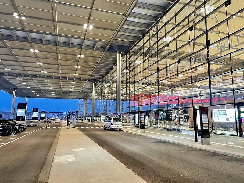 A berlini repülőtér