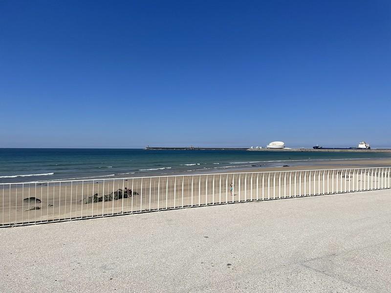 tengerpartok POrto mellett